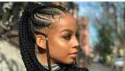 kenyan braids hairstyles