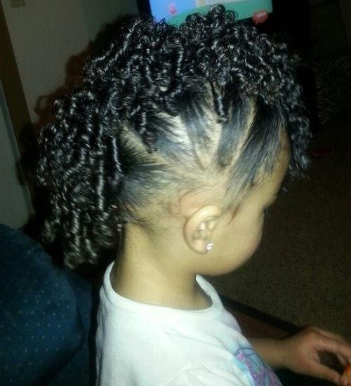 22 Cutest Nigerian Kid Hairstyles For Your Children 2020