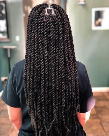 20 Most Delightful Nigerian Hairstyles With Attachment Hairs London