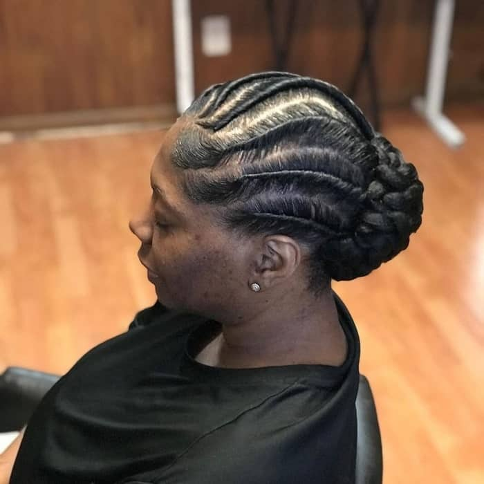 21 Cool Protective Hairstyles For Short Natural Hair Hairstylecamp