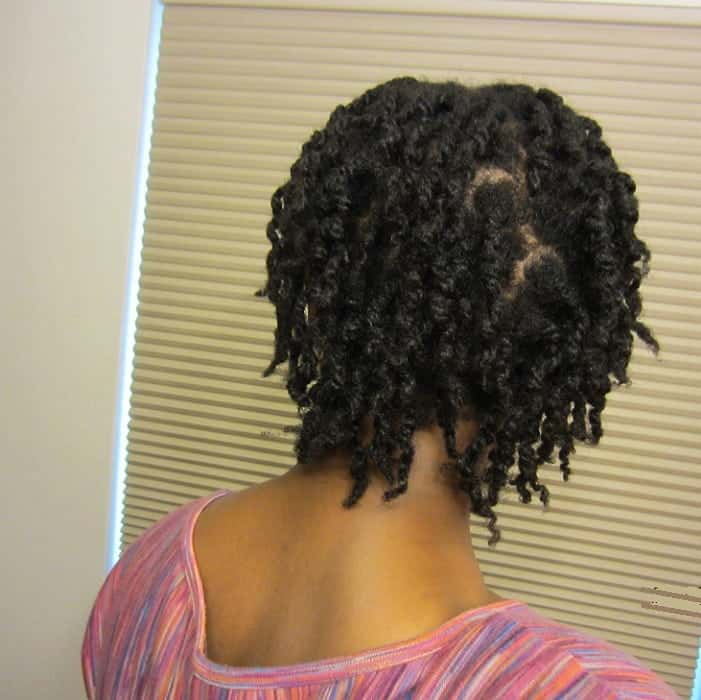 10 Modish Two Strand Twists On Natural Hair For Women