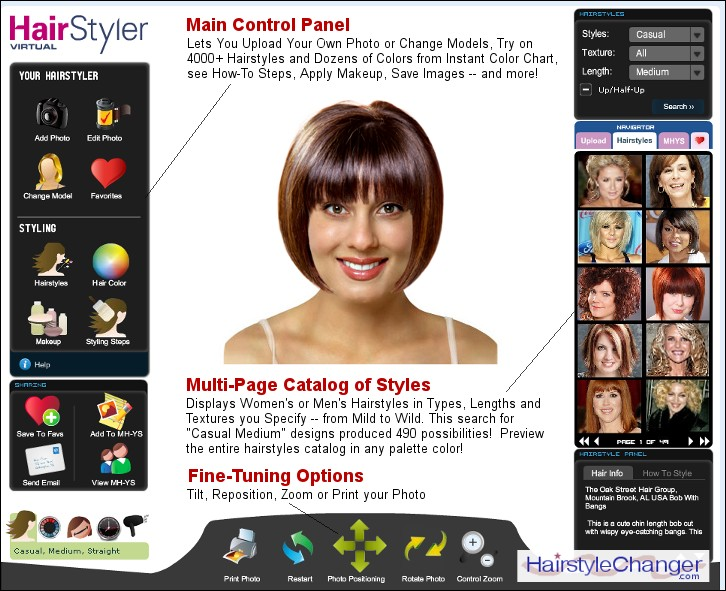 Hair Is Crown Get Free Virtual Hairstyles Online