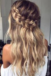 cute and elegant braided hairstyles