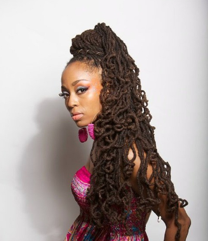 25 Updo Hairstyles For Black Women Black Updo Hairstyles