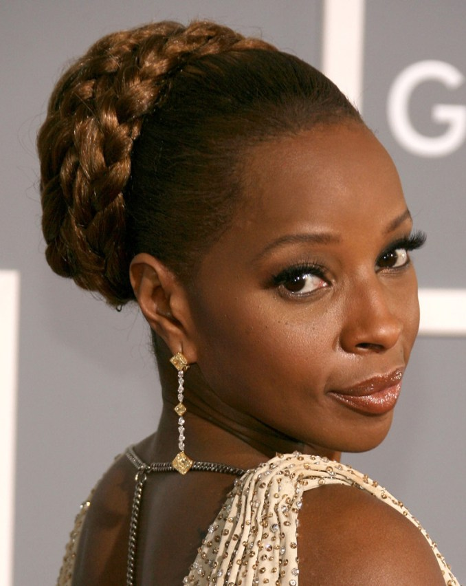 25 updo hairstyles for black women | black updo hairstyles