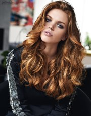 trendy layered haircuts