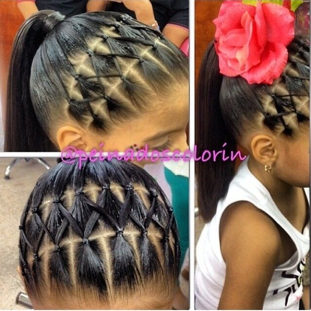 Little Black Girl Hairstyles 30 Stunning Kids Hairstyles