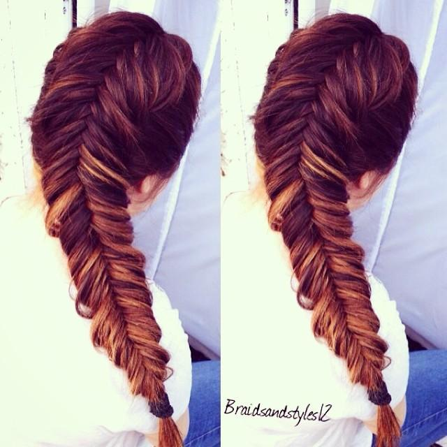 Top 21 Fishtail Braid Hairstyles Youll Love