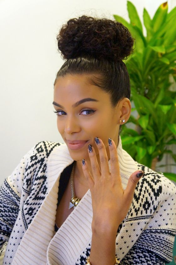 Curly Buns For Black Hair Find Your Perfect Hair Style