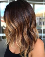 sunny and sophisticated brown