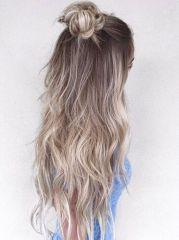 beautiful balayage hair