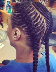 braids men top men's braid
