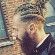 braids men top men's braid