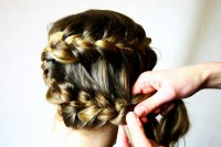 French Braided Headband | Best Images Collections HD For ...
