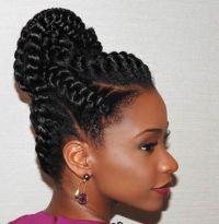 Stunning Goddess Braids Styles