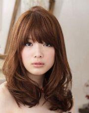 gorgeous asian hairstyles