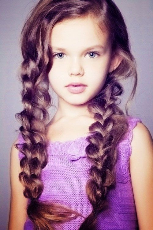 30 Super Cool Hairstyles For Girls Part 19