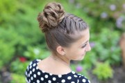 stunning french braids love