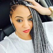 silver hair 30 gorgeous