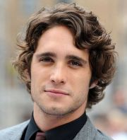 hairstyles men with thick