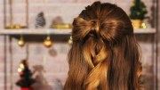 bow hairstyles with tutorials
