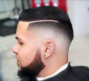 awesome comb over fade haircuts