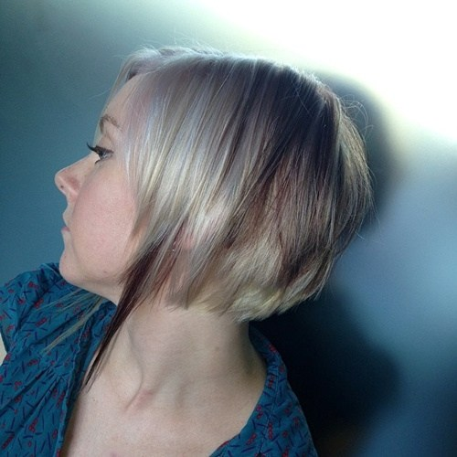 Short Front With Long Back Haircuts For Women