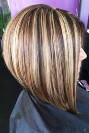 stacked bob haircuts sophisticated