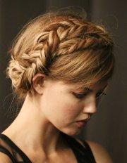 roryal crown braid styles