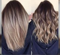 Blonde Balayage Hair Colors With Highlights |Balayage Blonde