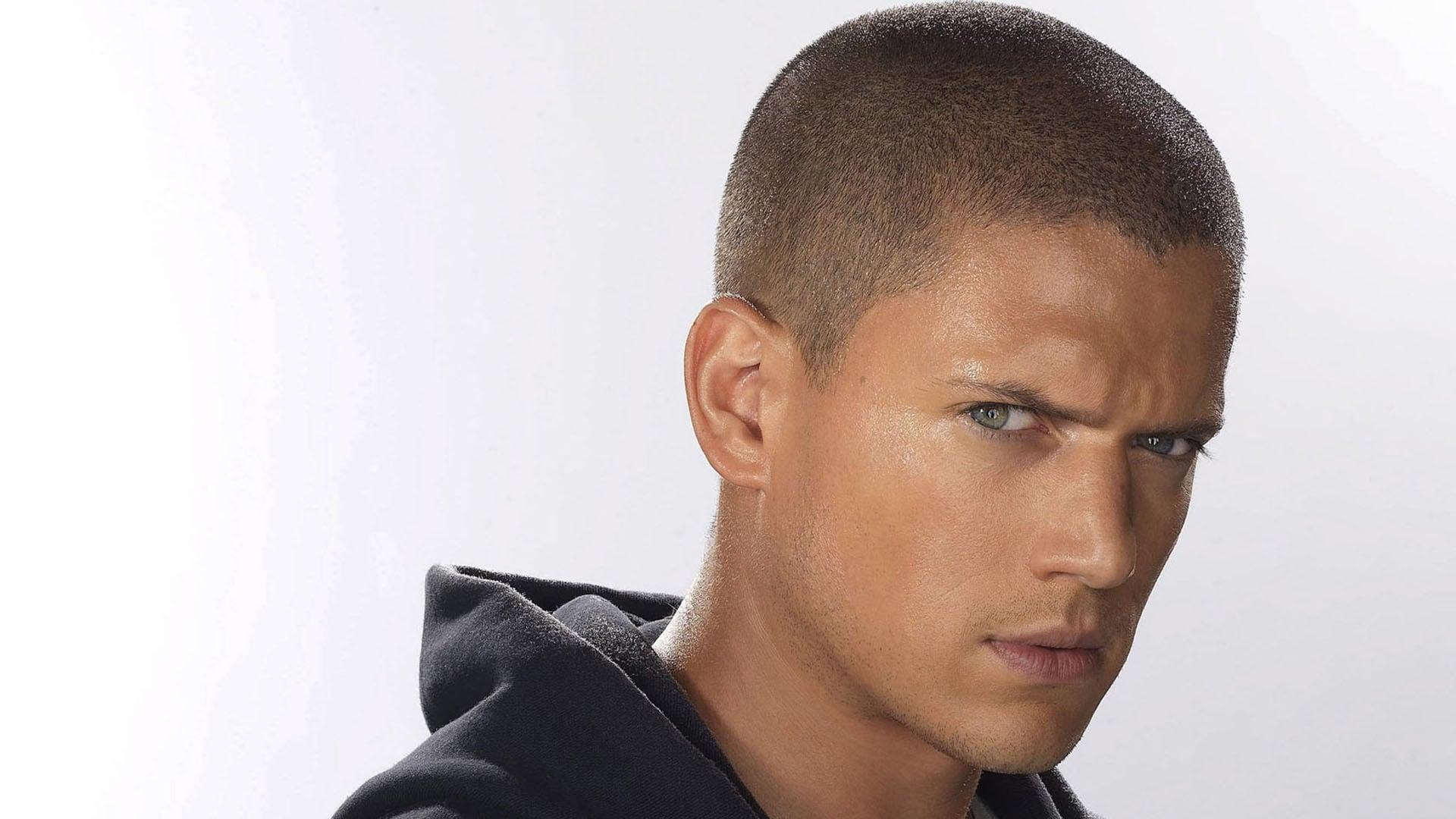 Men Light Brown Hair