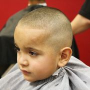 fun & trendy little boy haircuts