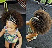 pretty fun and funky braids