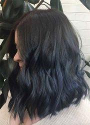 blue hair 30 brand bangin'