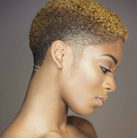Blonde Natural Short Hair Find Your Perfect Hair Style