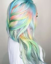 rainbow hair 30 crazy