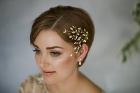 Short Hair Wedding Hairstyles | Fade Haircut