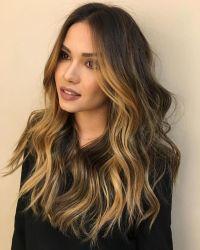 35 Gorgeous Highlights For Brightening Up Dark Brown Hair ...