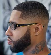 fade and tapered haircuts
