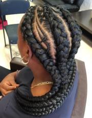 ghana braids styles trendy