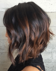 layered bob haircuts weightless