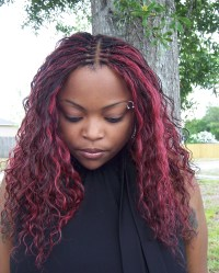 30 Protective Tree Braids Hairstyles For Natural Hair - Part 2