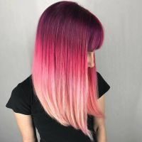 Color Melt Hair | 35 Ideas for Seamless Color Melting Looks