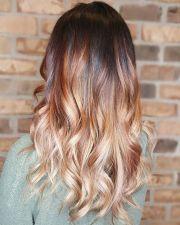 color melt hair 35 ideas