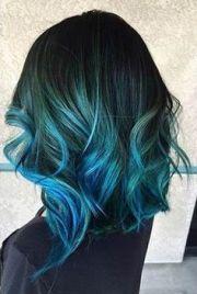 teal hair dye shades and