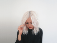 White Hair Dye: How to Dye Your Hair White Blonde