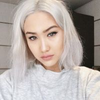 White Hair Dye: How to Dye Your Hair White Blonde - Part 2