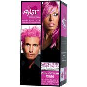 splat hair dye tutorials
