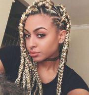 chunky cool jumbo box braids