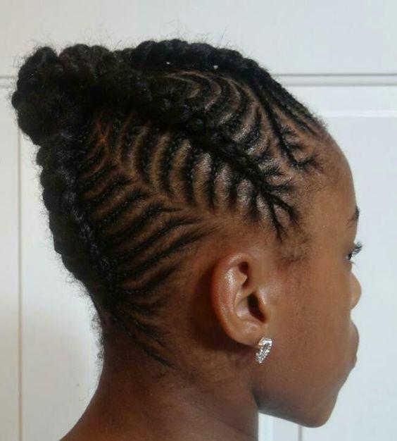 30 Beautiful Fishbone Braid Hairstyles For Black Women